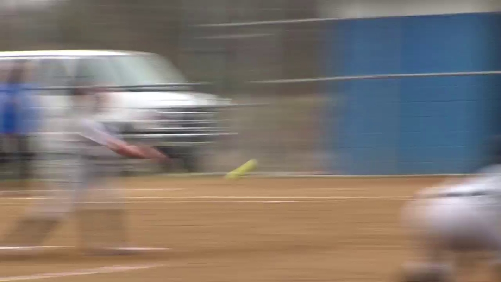 3.30.17 Video- Steubenville vs. Steubenville Central- high school softball
