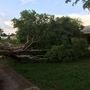 Storm tears through West Boca Raton neighborhood