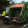 Garbage trucks gather missed pickups across Puget Sound; drop off points open Saturday