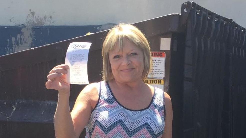 Employees dig through trash to find winning Oregon Lottery ticket lost by customer