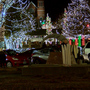 Holiday Light Show brings people to Downtown Macon