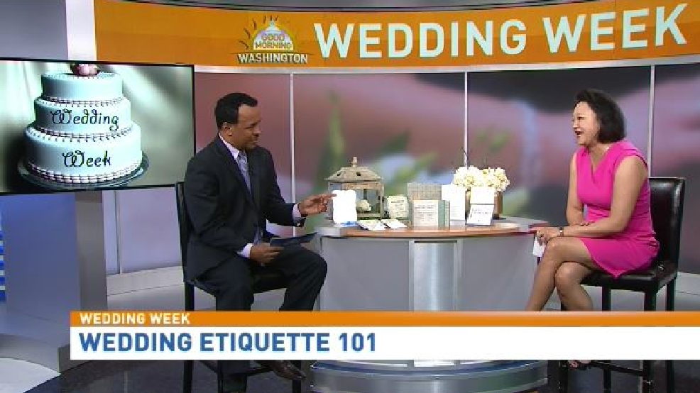 Wedding Invitations 101: Wedding Etiquette 101: Invitations, Speeches And Gifts