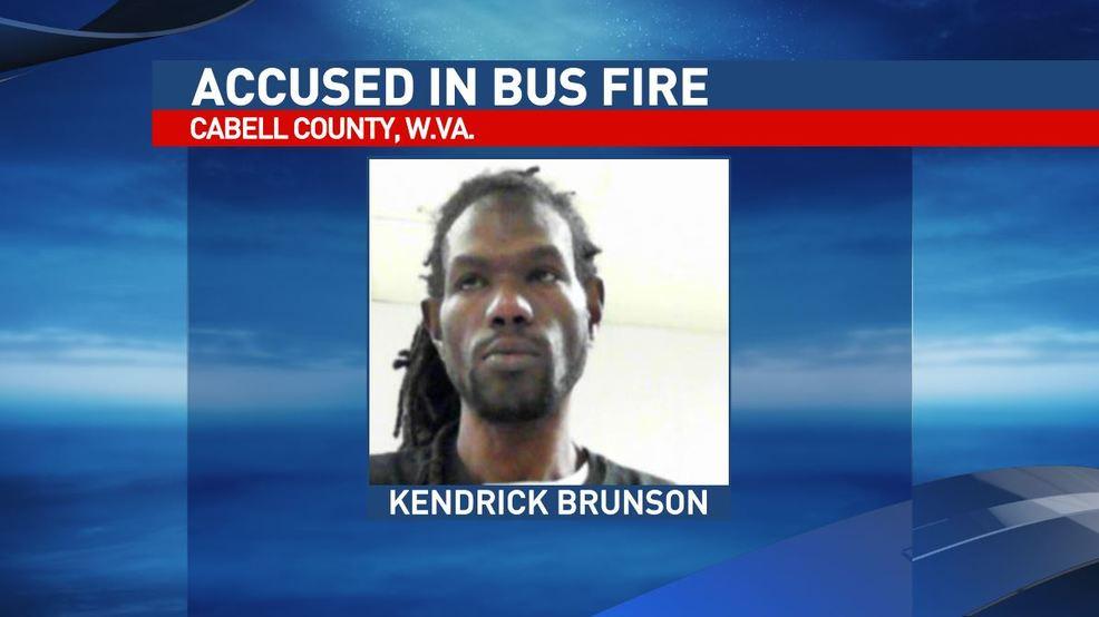 Man who claimed he set school bus on fire to keep warm