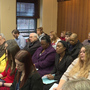 NAACP, Wilkes-Barre residents rally against new school merge plan
