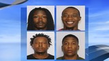Bennettsville police make several arrests on drug, probation charges