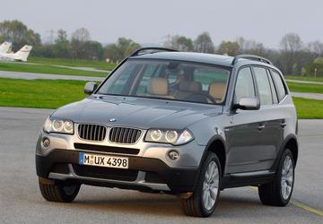 BMW recalls X3; passenger air bag may not inflate in crash