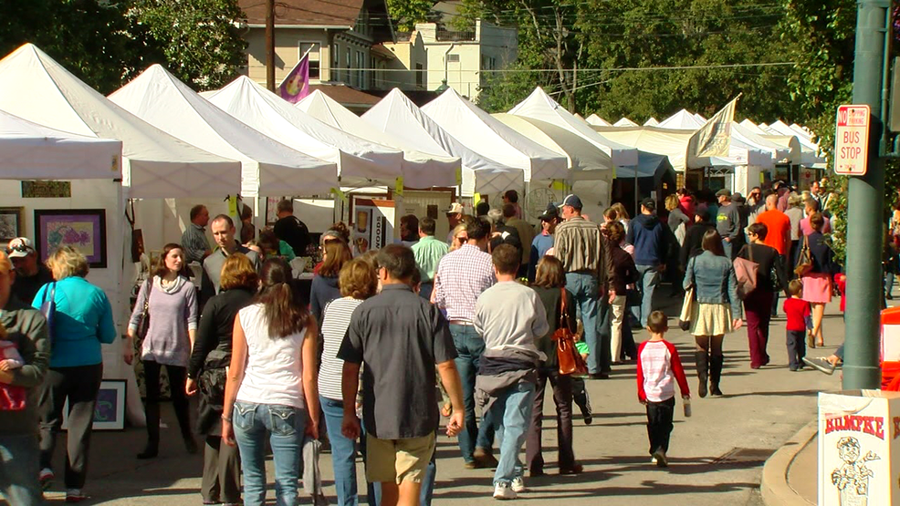 Hyde park square art show is said to be greater cincinnati for Craft shows in cincinnati