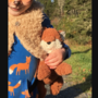 Have you seen Guy Fox? Girl's stuffed animal goes missing at Reagan National Airport