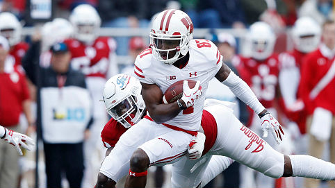 There is no timetable for Cephus' return to game action for the Badgers.<p></p>