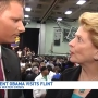 Sen. Debbie Stabenow speaks to Newschannel 3 following President's speech