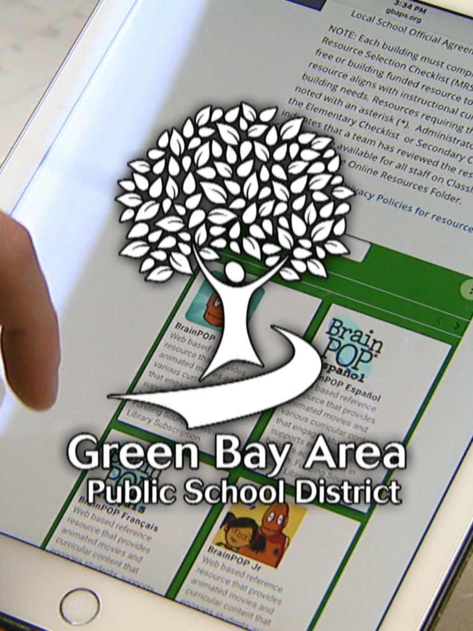 School District Highlights Digital Learning Resources For Green Bay Students Wluk