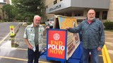 10K mile 'Drive to End Polio' comes through Kirksville