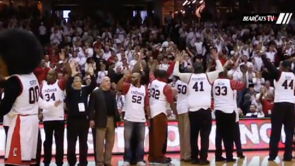 Members Of UCs 1992 Final Four Team Honored