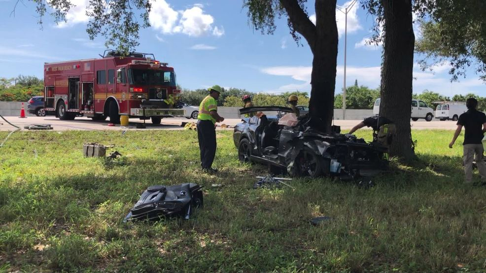 Fatal crash shuts down lanes on I-95 in West Palm Beach | KMYS