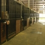 Tryon Equestrian Center housing horses, transferred from the path of Hurricane Irma