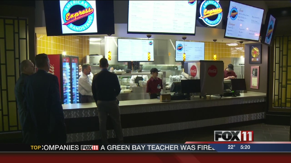 New food court opens at Oneida Casino