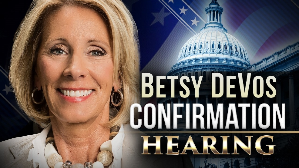 Betsy DeVos confirmation to have local impact | WNWO