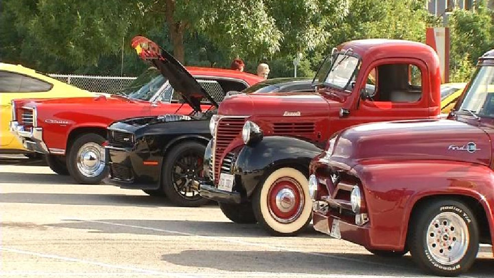 Powerlight Abe Lincoln Car Show | WICS