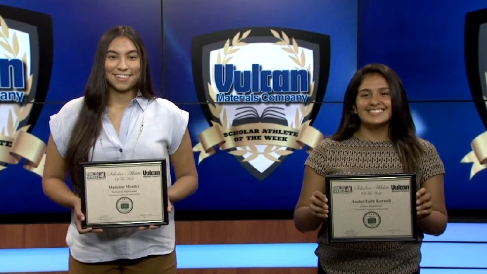 TNL Scholar Athletes of the week
