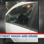 Police investigating string of smash-and-grabs near Fairview apartment complex