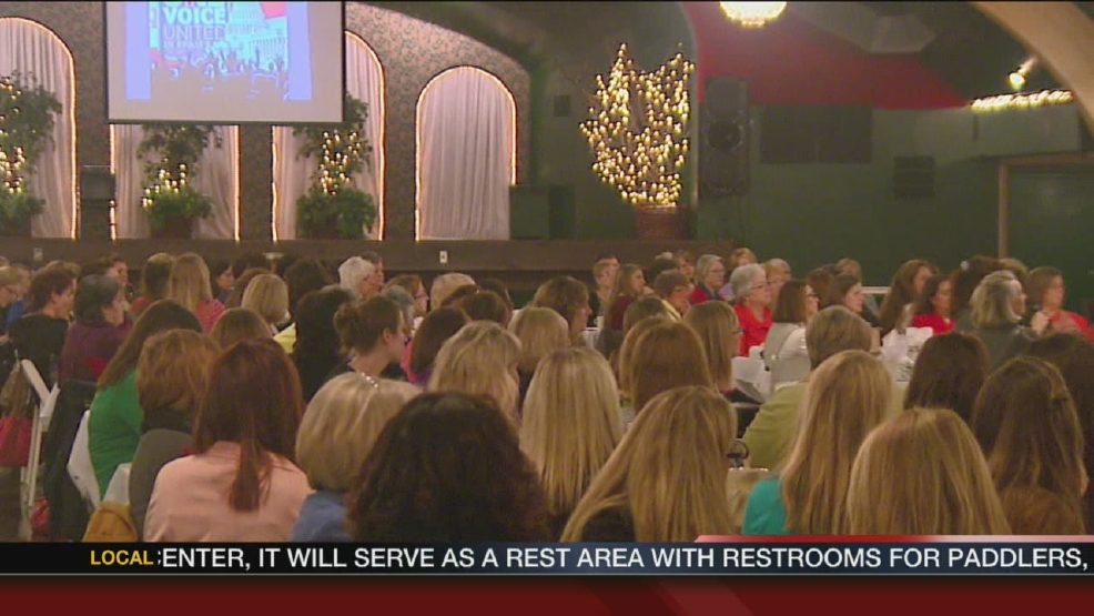 National Day of Prayer gathering in Green Bay