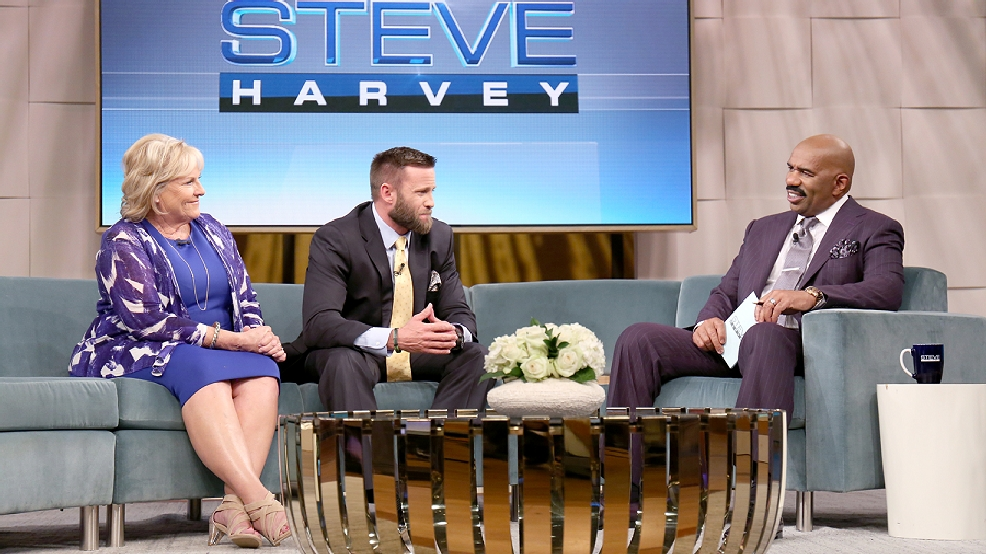 People In The Amarillo Area Can Tune In To Hear Brent Rileyu0027s Story On  Channel 7 Wednesday, April 6 At 3 P.m. (Photo Courtesy Of Steve Harvey Show)