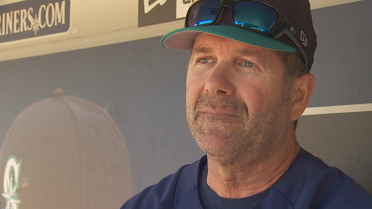 Edgar Martinez (Photo: KOMO Sports file)<p></p>