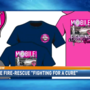 Mobile Fire-Rescue 'fighting for a cure'