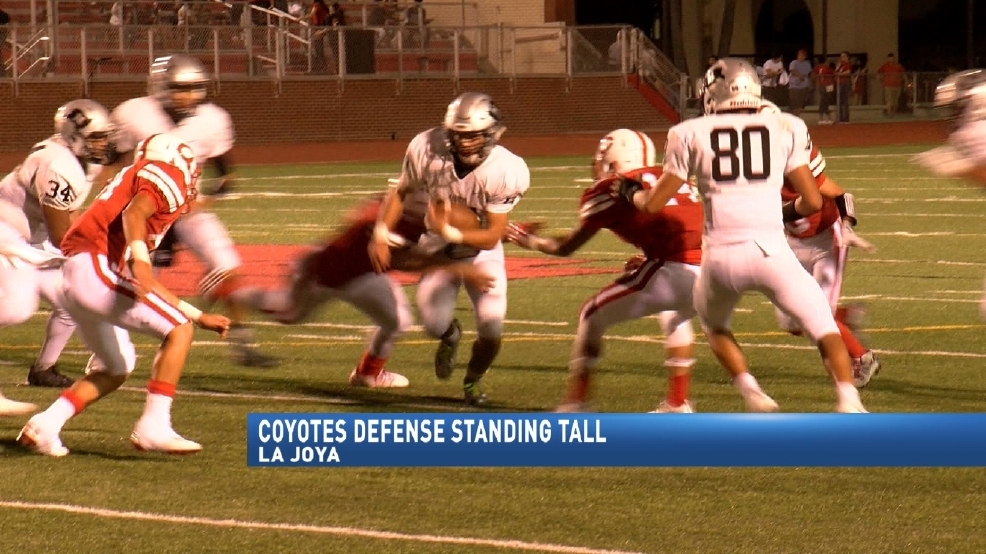 La Joya Defense Carrying Coyotes