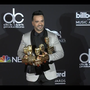 Luis Fonsi, Ed Sheeran & Taylor Swift are big winners at the Billboard Music Awards