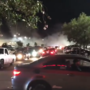 WinCo Foods, Bakersfield Police work to stop Saturday night parking lot crowd