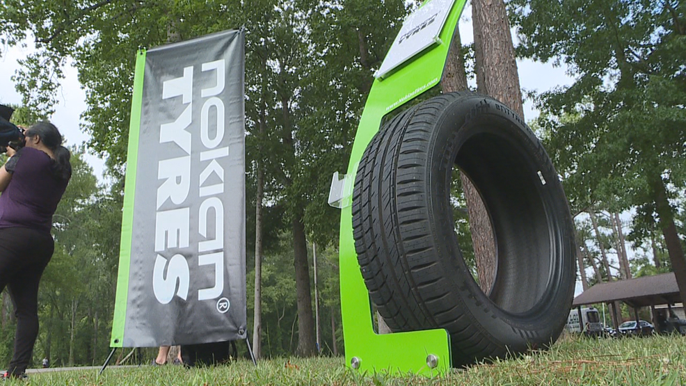 Nokian Tires Review >> Nokian Tyres Dayton Factory Produces First Test Tire Wtvc