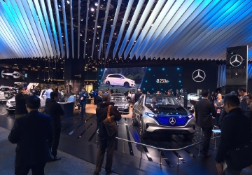 2017 NAIAS: International Media Converge on Detroit for Auto Show