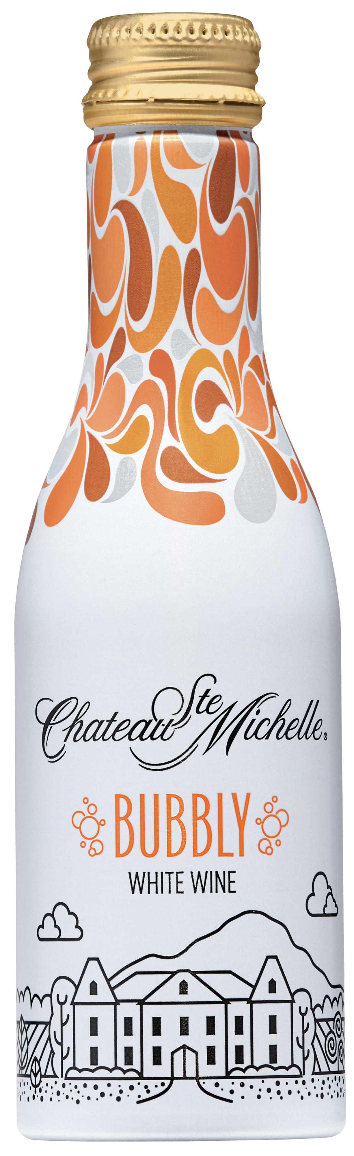 Chateau Ste. Michelle Aluminum Bottles - Bubbly (Image: Courtesy of{ }Chateau Ste. Michelle Winery)