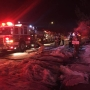 Two-alarm house fire reported in Caldwell