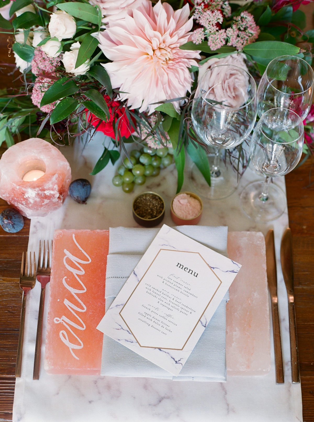Be present and take it all in! (Image: Abby Grace Photography/ abbygracephotography.com)