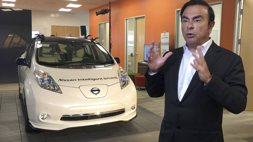 Renault Nissan To Introduce 10 Self Driving Vehicles By