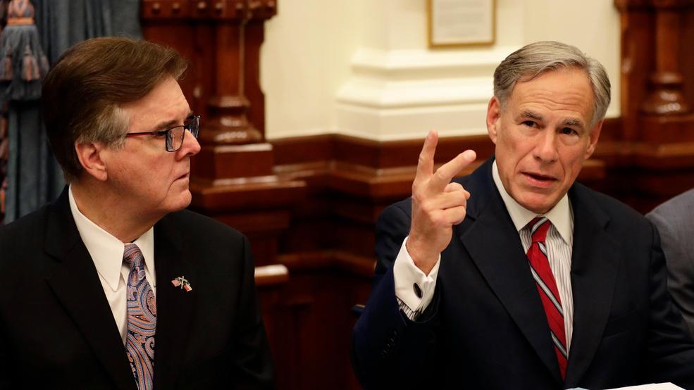 Gov. Abbott, Lt. Gov. Patrick to lay out Texas' plan to prevent spread of coronavirus