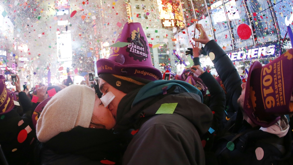 Times Square New Years Eve Tips