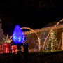 Owasso teen spends thousands on light display for home