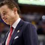 The Latest: Pitino blasts NCAA decision, defends his program