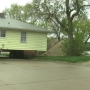Two houses moved in one day through Kearney