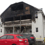 Scranton apartment building owner says fire that displaced 9 was set intentionally