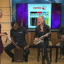 Grammy nominee Mindi Abair playing at Jazz Festival