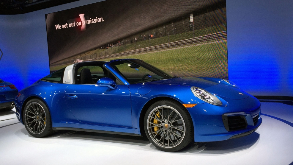 Photo Gallery Debuts At The 2015 Los Angeles Auto Show Wjar