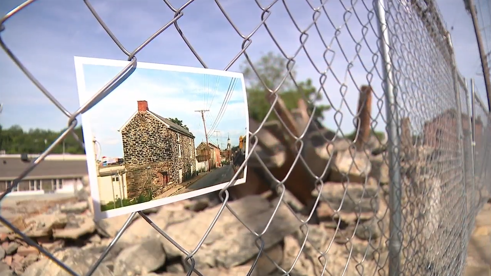 Residents outraged after they say they were blindsided by historic homes' demolition