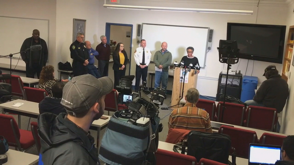Buncombe County, Asheville officials talk storm plans during news conference