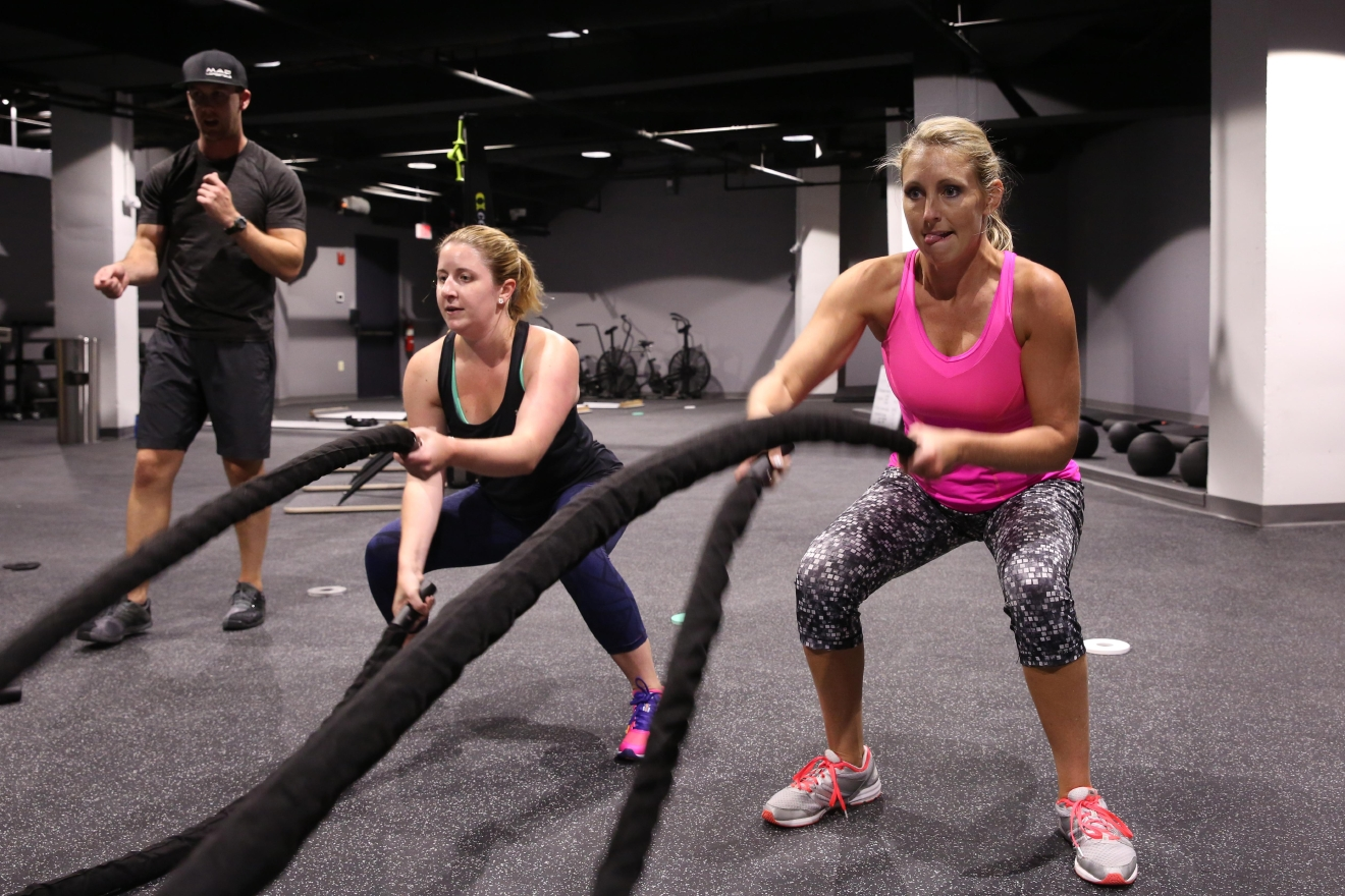 MADabolic will have a week of free workouts starting Monday, September 5. (Amanda Andrade-Rhoades/DC Refined)