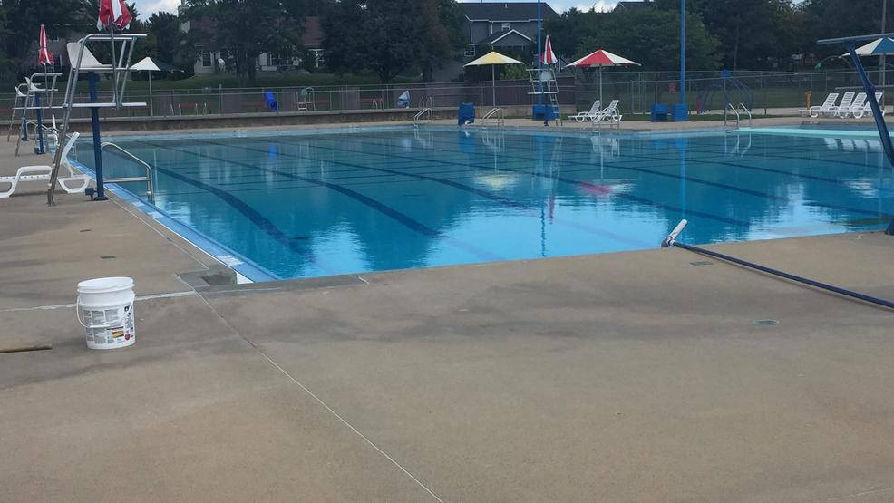 Marion Pool Closed Indefinitely After Overnight Vandalism Kgan