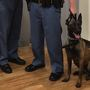 K9 Nala will soon be patrolling St. Joseph County